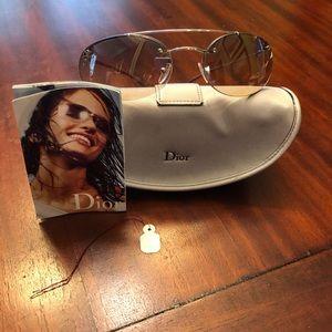 Christian Dior Peace Sunglasses.